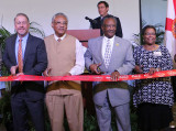 Robert W. Saunders, Sr. Public Library Ribbon Cutting Ceremony (video)